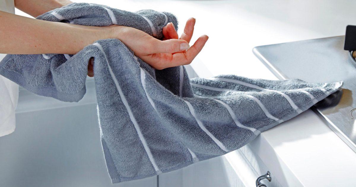 مناشف المطبخ يمكن أن تسبب تسمماً غذائياً – اسأل طبيبك